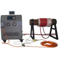 Buy cheap Air Cooling Induction Stress Relieving 80KW 1 - 35KHZ With 6 Circuit TC Input product