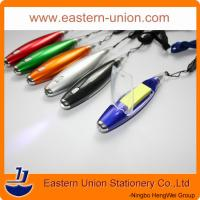 Buy cheap Special promotional ballpoint pens with note sticky notes and led light from wholesalers