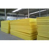 Buy cheap 50mm Flame Resistant Glass Wool Pipe Insulation For External Walls from wholesalers