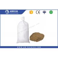 Buy cheap Industrial Laminated Packaging Bags Woven Sacks , Uv Resistant Sandbags For Cement Packing from wholesalers