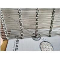 Buy cheap Stainless Steel Architectural Mesh Screen For Indoor And Outdoor Decorations from wholesalers