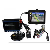 Buy cheap Wireless Car GPS Tracker With GPS Navigator from wholesalers