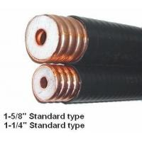 Buy cheap Corrugated Copper RF Coaxial Cable RF 5/8 Inches Feeder Cable For Wireless from wholesalers