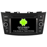 China Multimedia Head Unit Suzuki Swift Auto Radio Car GPS Navigation 1080P HW Video Decoder 2011+ on sale