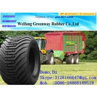 Buy cheap GREENWAY brand SPECIAL SIZED TIRES Chinese agricultural tractor tire 550/45-22.5 600/50-22.5 600/55-26.5 with low price from wholesalers