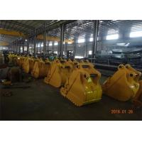 Buy cheap 1m3 Capacity Cat 320 Excavator Bucket Work On The Mine Site Customized Design from wholesalers