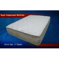 Buy cheap Euro-top 3Tapes Spring Mattress from wholesalers
