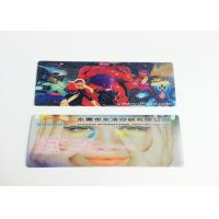 Buy cheap Durable Lenticular 3D Animation Business Cards With Offset Printing from wholesalers