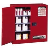 Buy cheap 30 Gallon Chemical Storage Lockers , Safety Containers For Conbustible Liquids from wholesalers