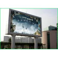 Buy cheap P4.81 ISO9001 High Resolution Outdoor Advertising Led Display Screen for Show Business from wholesalers