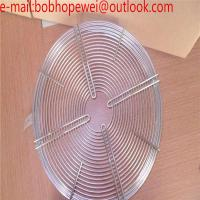 Buy cheap round fan protection guard grid/120mm Metal Fan Grill Cover Radiating Protective Cover Net Filter Guard 120mm*120mm from wholesalers