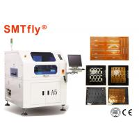 Buy cheap SMT LED PCB FPC Solder Paste Printing Machine 6~200mm/Sec Squeegee Speed from wholesalers