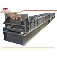 Buy cheap Galvanized Sheet Metal Forming Equipment Durable 8~15m/Min Speed ISO Standard from wholesalers