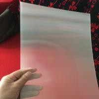 Buy cheap 75LPI 51cmx71cm PET lenticular lens sheet for injekt print and uv print with product