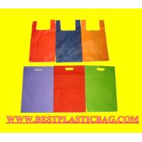 Buy cheap HDPE/LDPE printed flat food bag on roll from wholesalers