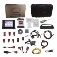 Buy cheap Original Autel MaxiSys Elite with Wifi/Bluetooth OBD Full Diagnostic Scanner with J2534 ECU Programming 2 Years Free Upd from wholesalers