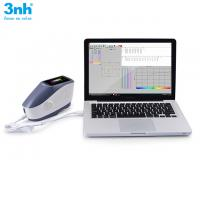 Buy cheap 400 700nm spectrophotometer color matching machine with d/8 8mm and 4mm two apertures 3nh YS3060 from wholesalers