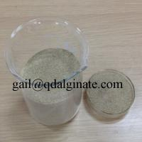 Buy cheap textile dyestuff chemicals sodium alginate powder 300cps for Bangladesh from wholesalers