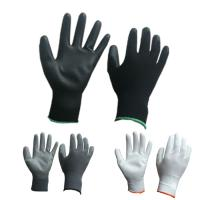 Buy cheap Industiral working pu coated gloves from wholesalers