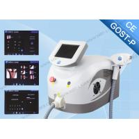 Buy cheap Portable pain free laser hair removal machines for home beauty salon from wholesalers