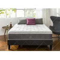 Buy cheap Luxurious Hotel Bed Mattress Customized Size 18cm Bonnell Spring Knitted Fabric from wholesalers