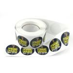 Buy cheap Fancy Waterproof Sticker Printing , Custom Vinyl Sticker Printing from wholesalers
