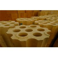 Buy cheap Hot Blast Furnace / Stove High Alumina Refractory Brick Chequer Insulated Fire Brick from Wholesalers