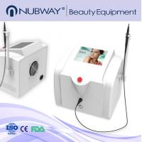 Buy cheap 30MHz Spider Veins Removal Of Lesions Long Pulse Laser For Skin Clinic product