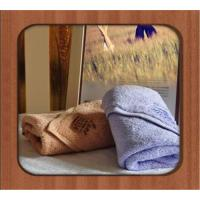 Buy cheap Promotion Christmas Gift towel Microfiber material Embroidery Cartoon Towel product