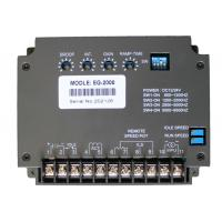 Buy cheap Speed Controller Generator Accessories Control Engine Fast Precise Response To Transient Load Changes from wholesalers