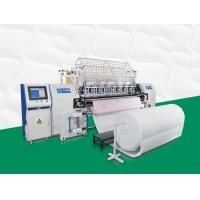 Buy cheap High Precision Durable Lock Stitch Quilting Machine With Panasonic Servo Drive System from wholesalers