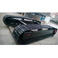 Buy cheap Tracked Undercarriage of Drilling Rigs/Drilling Machine Tracked Undercarriage from wholesalers