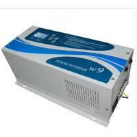 Buy cheap 12V 1000W Solar Charge Inverter DC to AC low frequency pure sine wave charger from wholesalers