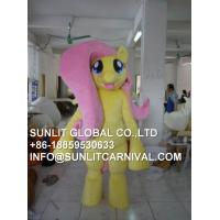 Buy cheap game character mascot costume/customized fur animal mascot costume from wholesalers