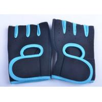 Black Thin Neoprene Waterproof Gloves / 3MM Neoprene Gloves Fingerless