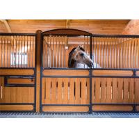 Buy cheap Commercial 10ft 12ft Horse Stable Box / Galvanized Horse Fence from wholesalers