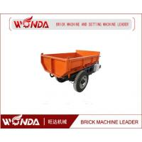 Buy cheap Three Wheels Electric Mini Dumper 72V 15-25Km/h 3000W Motor No Pollution from wholesalers