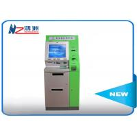 Buy cheap Shopping Mall Top Up Cinema Ticket Vending Kiosk With Cash Acceptor from wholesalers