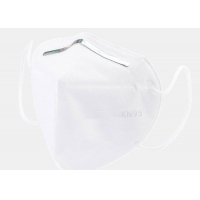 Buy cheap Non Woven Protective Face KN95 Respirator Earloop Mask With Valve product