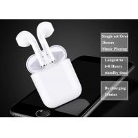 Buy cheap Mini Wireless Sports Waterproof Bluetooth Earphones IOS Android Sweatproof from wholesalers