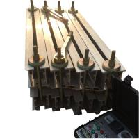 Buy cheap Water cooled conveyor belt joint /splice/repair vulcanizing press with frame type for sale from wholesalers