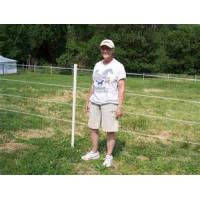Buy cheap Metal Post Wire Mesh Electric Field Horse Fence/ Metal Farm Fence/ High Tensile Pasture Fence from wholesalers