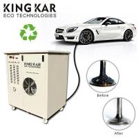 Buy cheap lcd screen car engine carbon cleaning machinepopular brown gas generator for carbon clean from wholesalers
