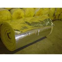 Buy cheap glass wool blanket with Fsk from wholesalers