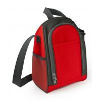 Buy cheap popular red cooler lunch bag with shoulder strap -HAC13307 product