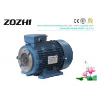 Buy cheap Aluminum Hollow Hydraulic Electric Motor 2HP 5.5HP For Hydraulic Pressure Pump from wholesalers