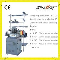 Buy cheap Shenglong automatic hosiery machine(96N plain) from wholesalers