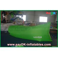 Buy cheap Hangout Lazy Air Couch Fabric Airbed Nylon Sleeping Bag  Air chair from wholesalers