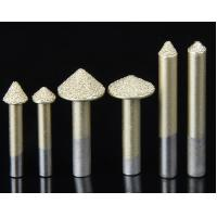 Buy cheap Head Deformation Diamond Engraving Tool Excellent Sharpness 60° Angle from wholesalers