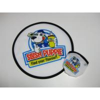 Buy cheap play trainning Pop up with pouch Frisbee dogs from wholesalers